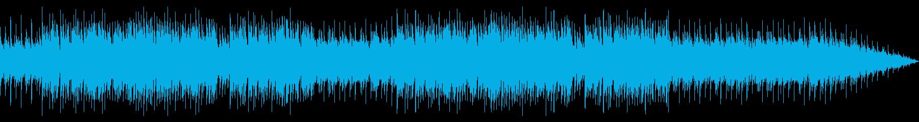 穏やかなで前向きなインストポップの再生済みの波形