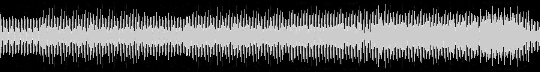 【ループ】いたずらコミカルなハロウィン曲の未再生の波形