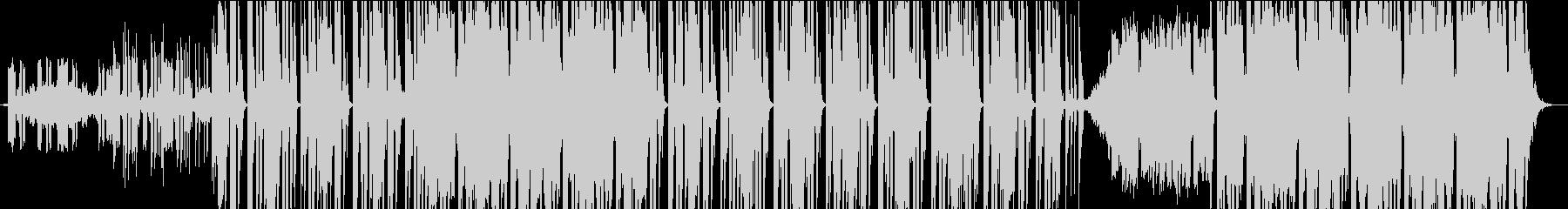 ポップ テクノ アンビエント アク...の未再生の波形