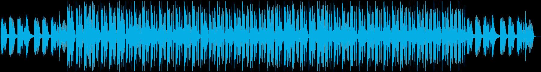 インタビュー・おしゃれ・インテリアの再生済みの波形