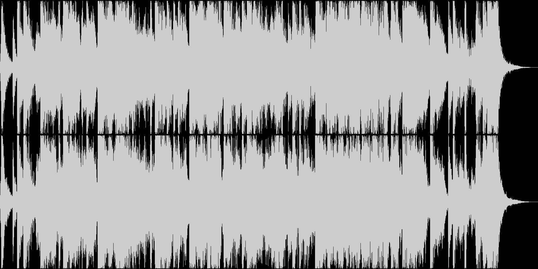 【15秒】軽快ブラスポップ/TVCM用の未再生の波形