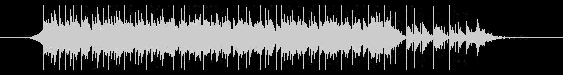 これはラマダンです(30秒)の未再生の波形