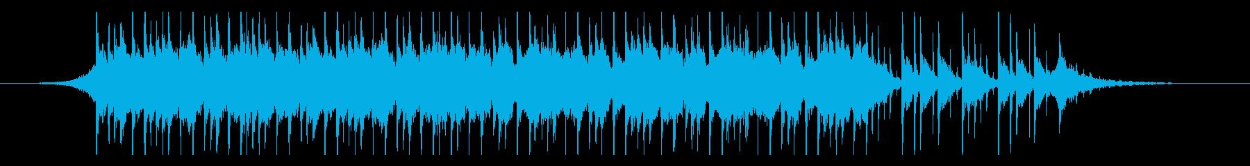 これはラマダンです(30秒)の再生済みの波形