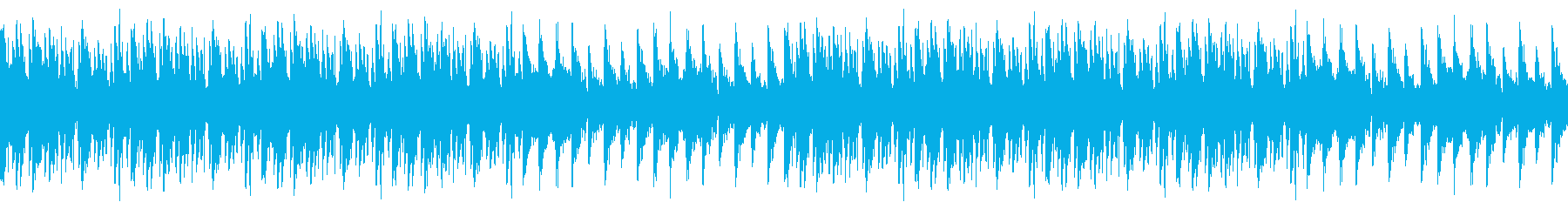 ループ・チルアウト・幻想的神秘的・ゲームの再生済みの波形