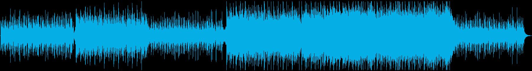 モダン 実験的 感情的 バラード ...の再生済みの波形