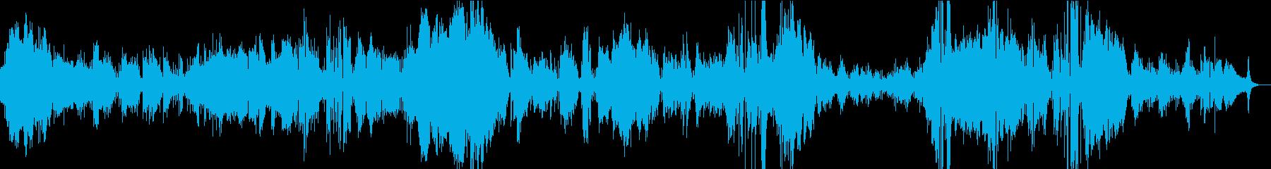 ラテンバラードな豪華ビッグバンドの再生済みの波形