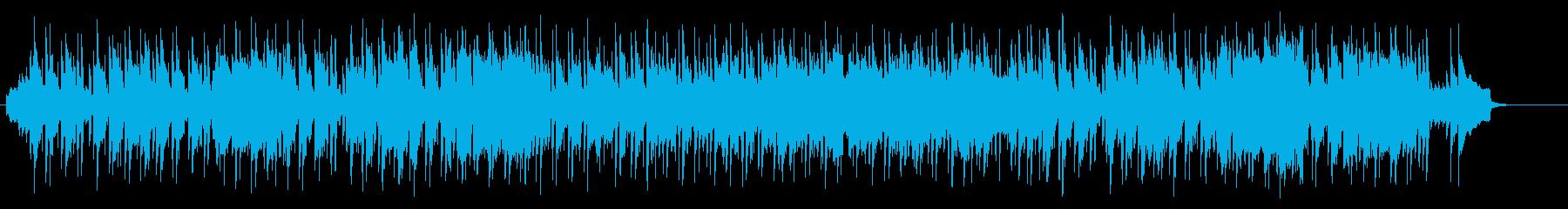 可憐なニュー・ミュージック風ポップスの再生済みの波形
