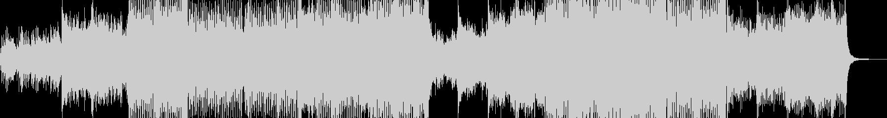 メルヘン・ファンタジックなテクノ Sの未再生の波形