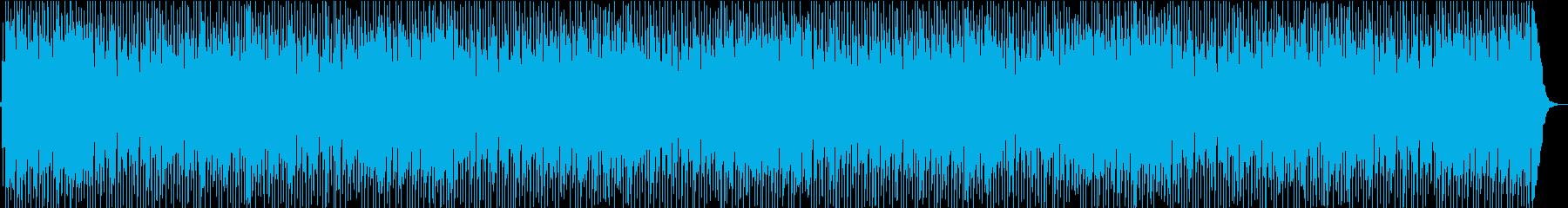 ビートルズ風・ほのぼのハーモニカの再生済みの波形