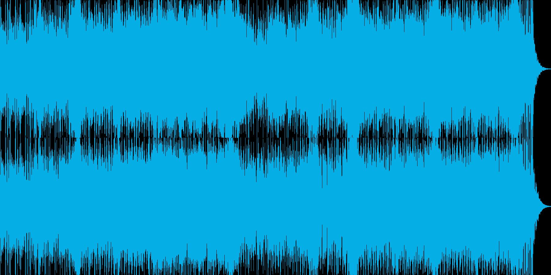映画・ゲーム用バトルBGM26の再生済みの波形