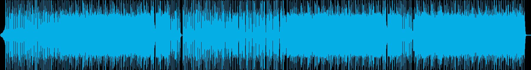 ポップロック 神経質 燃える 低音...の再生済みの波形