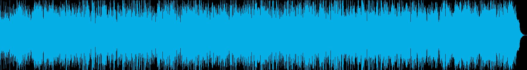 生演奏・ボサノ・フルート・店舗BGMなどの再生済みの波形