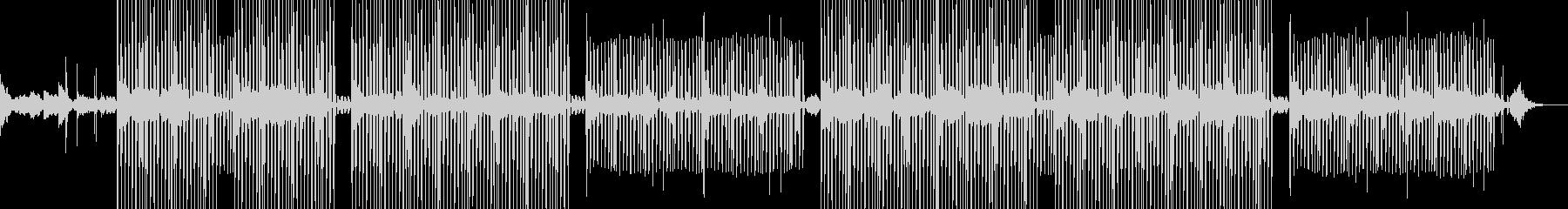 ヴォーグダンスに最適な音楽の未再生の波形