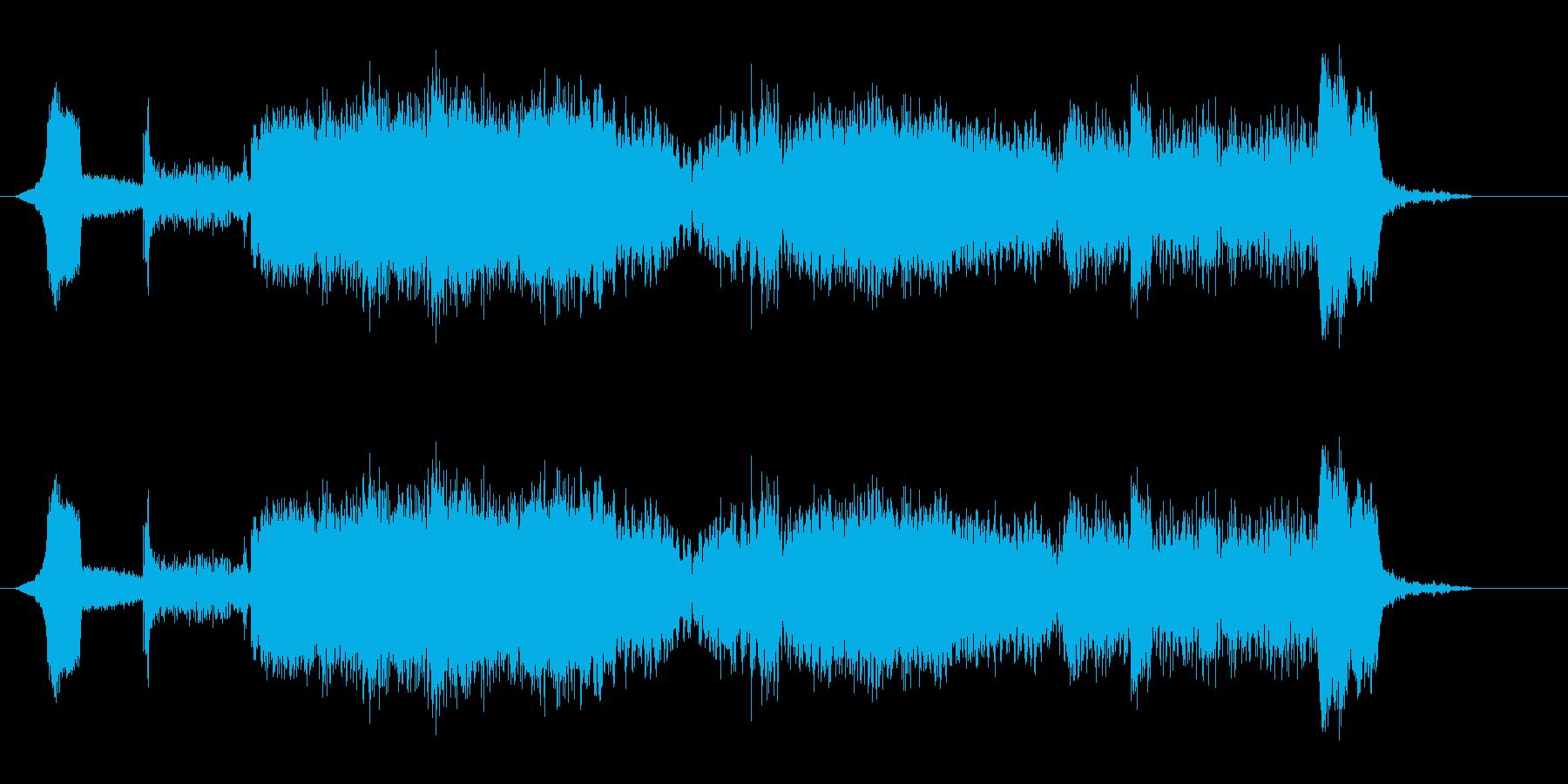 フリーズマシンフリーズマシン_開始...の再生済みの波形
