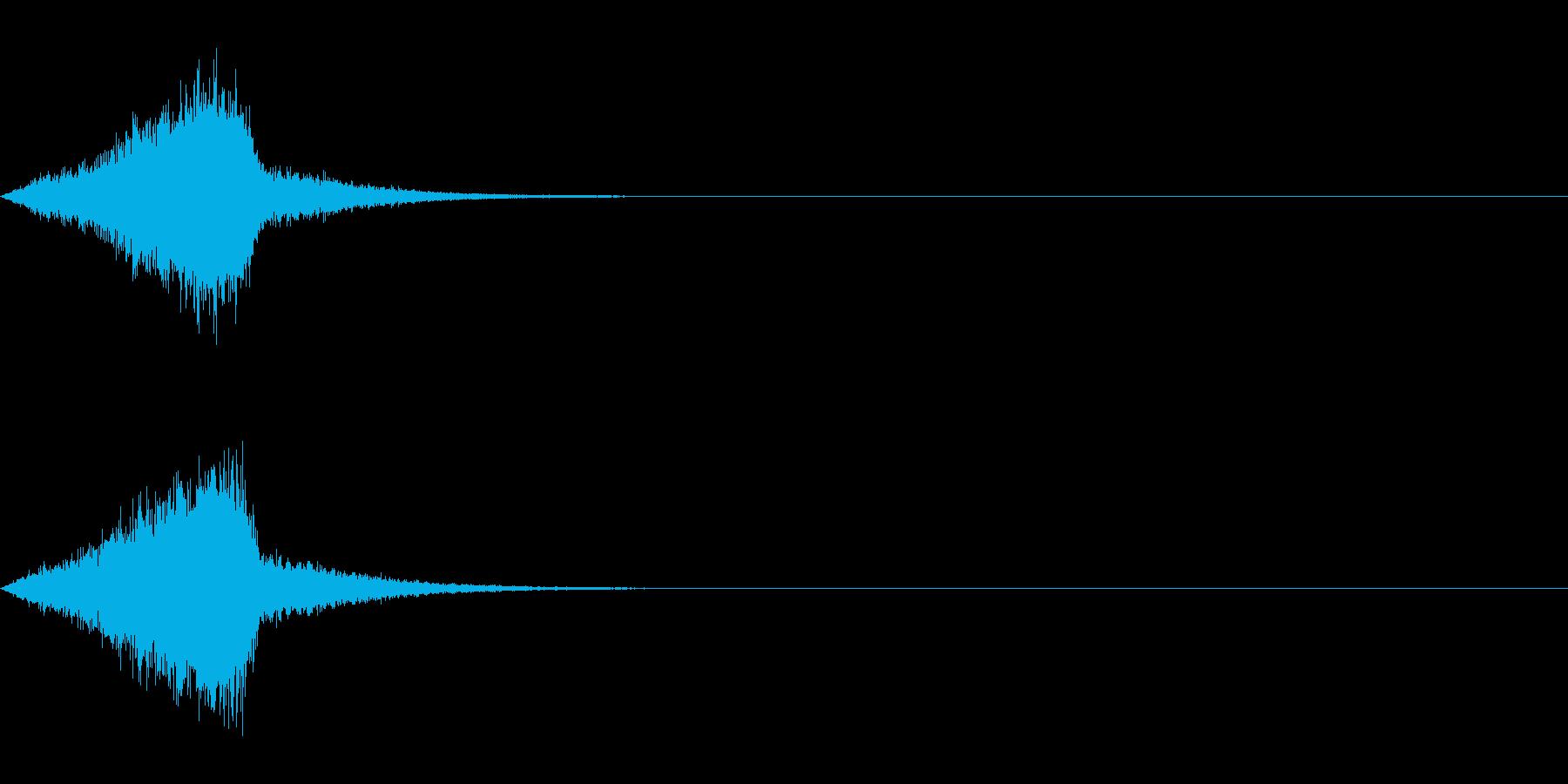 Dark_Reverse-03_revの再生済みの波形