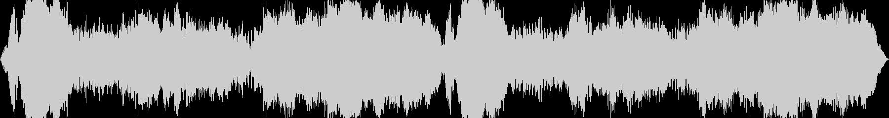 怖い話・怪談・ホラー用BGM(水系)の未再生の波形