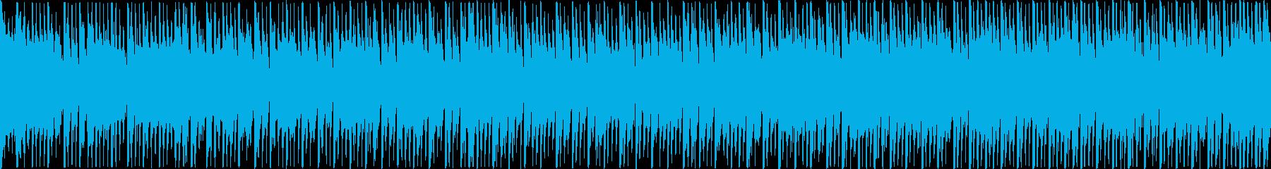☆ヒーロー見参!ループver2の再生済みの波形