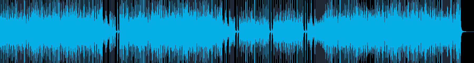 賑やかな作品に・スィングポップ G2の再生済みの波形