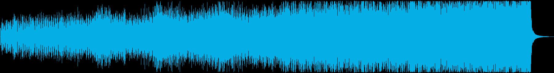 SF/サイバーパンク/未来の再生済みの波形
