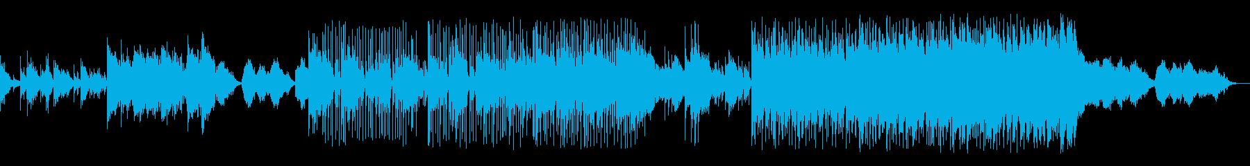 アンビエント-ニューエイジインスト...の再生済みの波形