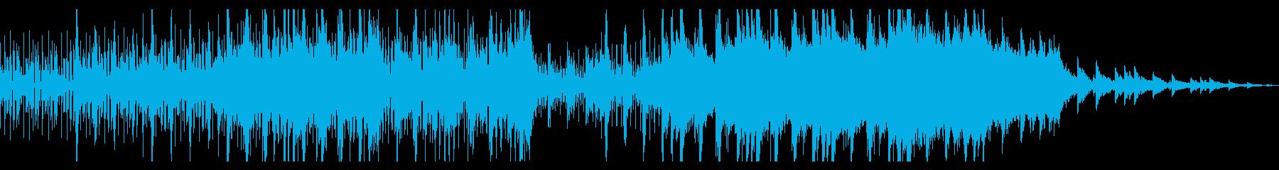 かわいいとオシャレの融合の再生済みの波形