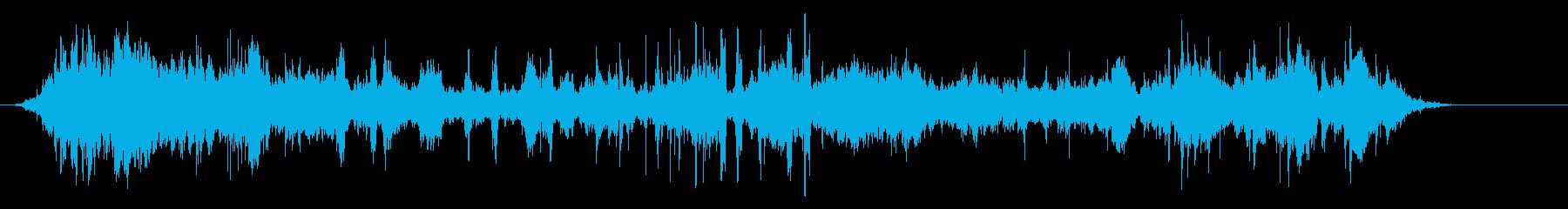 エルロシオカレタエンリオの再生済みの波形