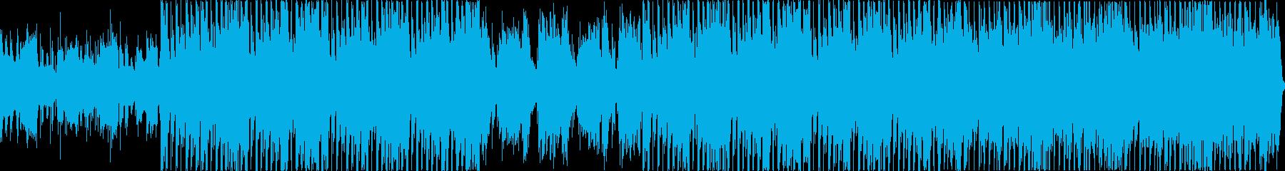 弦とピアノで怪しい緊迫感のクラブジャズの再生済みの波形