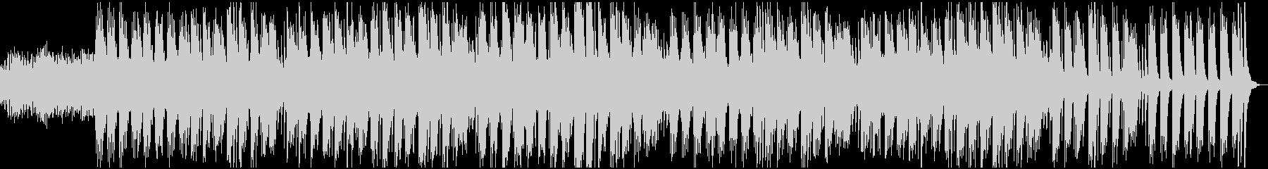 ヒーリング系 癒しのピアノサウンドの未再生の波形