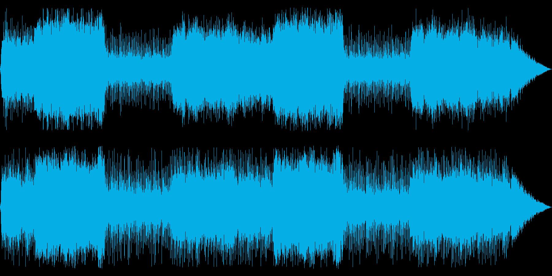 ストリングス/ピアノ/特殊戦闘/バトルの再生済みの波形
