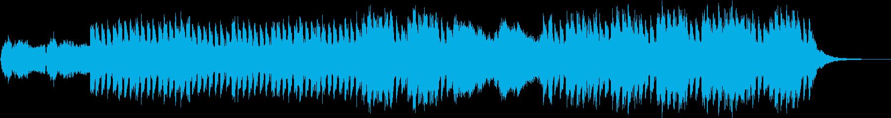 おしゃれ・モダン・EDM2の再生済みの波形