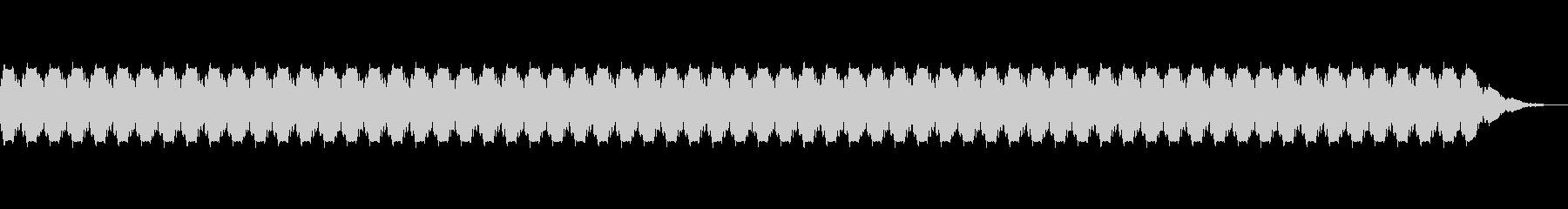 パトカー サイレン 02の未再生の波形
