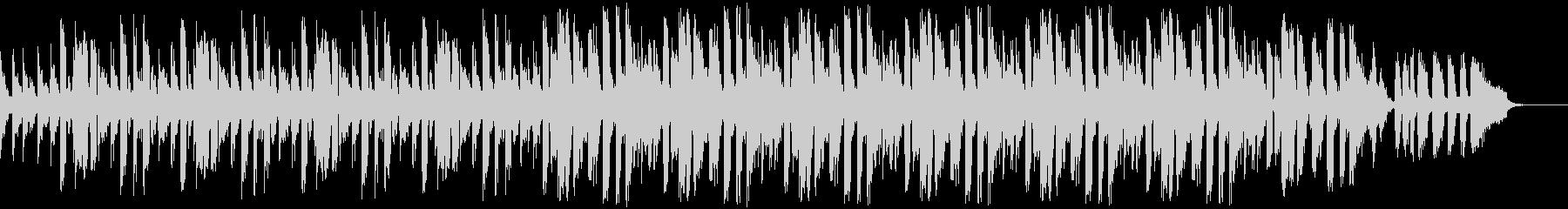 ハイテンポスウィングドラム抜きverの未再生の波形