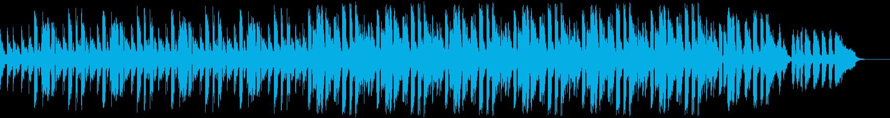 ハイテンポスウィングドラム抜きverの再生済みの波形