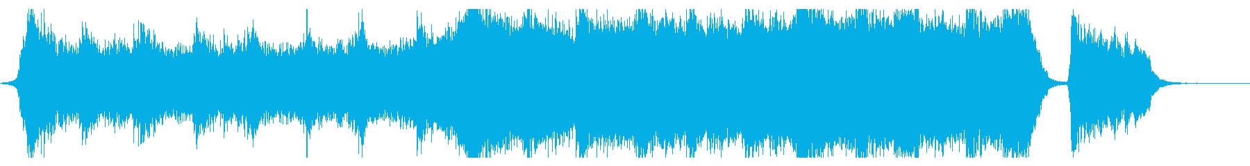感動が最高潮に達するハイブリッドなオケ5の再生済みの波形