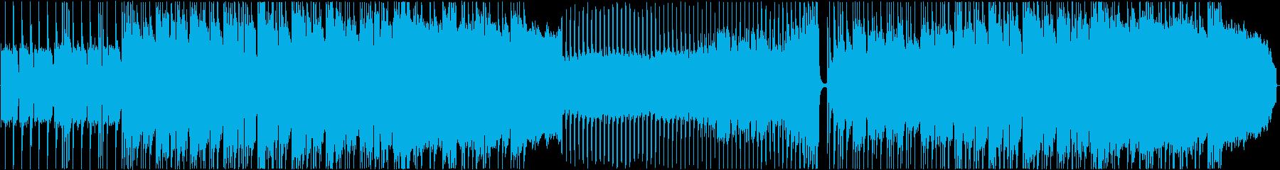 エネルギッシュなアップビート・ロック の再生済みの波形