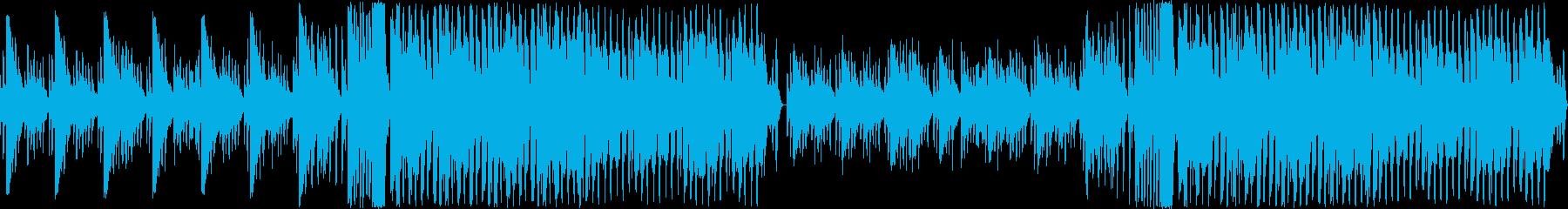 和風 EDMの再生済みの波形
