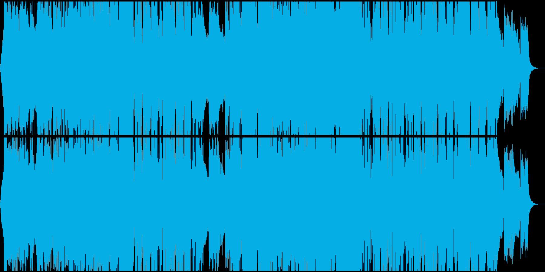 自然体のvoが心地よくて良、洋楽popsの再生済みの波形