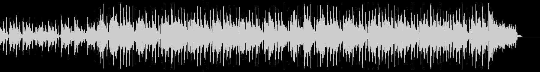 アコギが可愛いSurf music60秒の未再生の波形