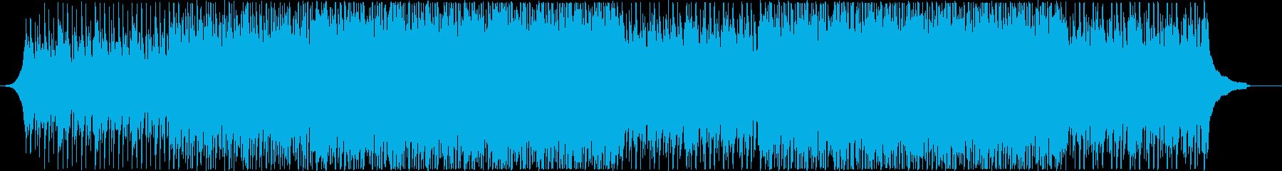 映像・企業VP 創造的なワクワク感(A)の再生済みの波形