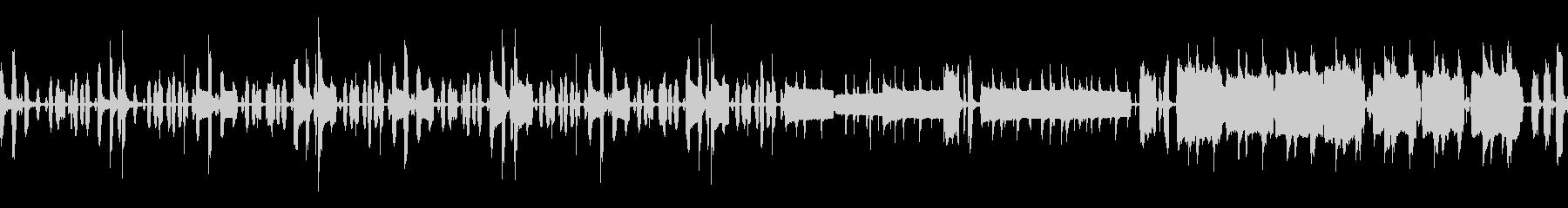リコーダーメインのほのぼの系です ループの未再生の波形