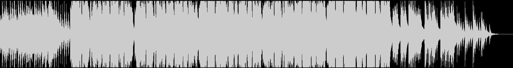 100年前の伝説のケルト曲カバーの未再生の波形