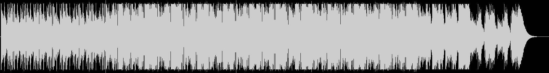 エレクトロニカ/不思議/ノスタルジックの未再生の波形