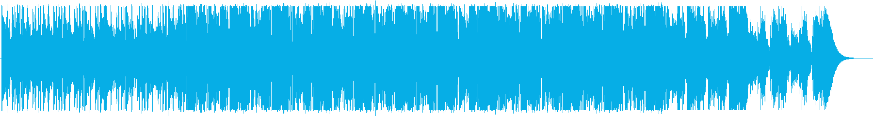 エレクトロニカ/不思議/ノスタルジックの再生済みの波形