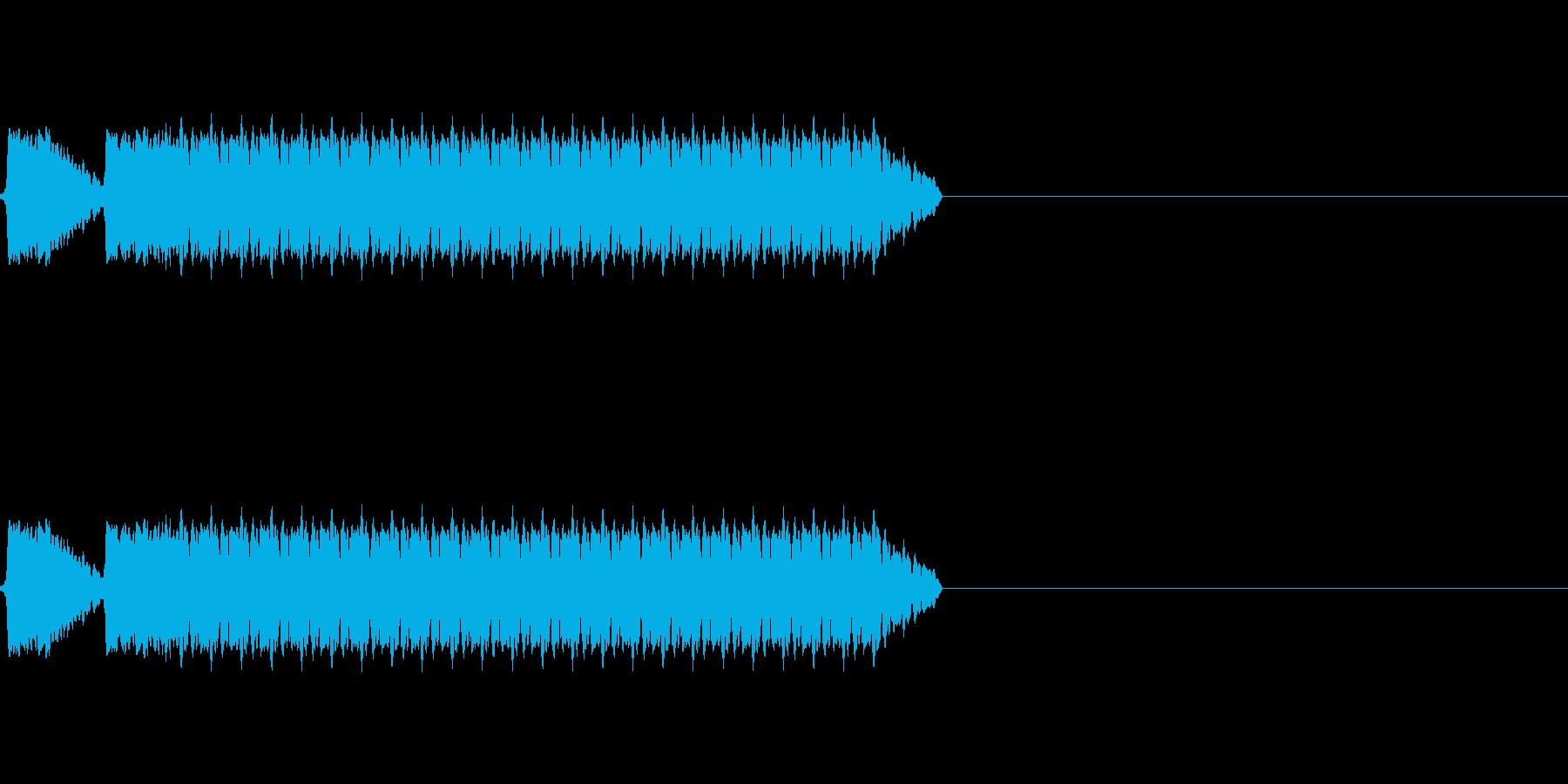 ホイッスル ピッピー!の再生済みの波形