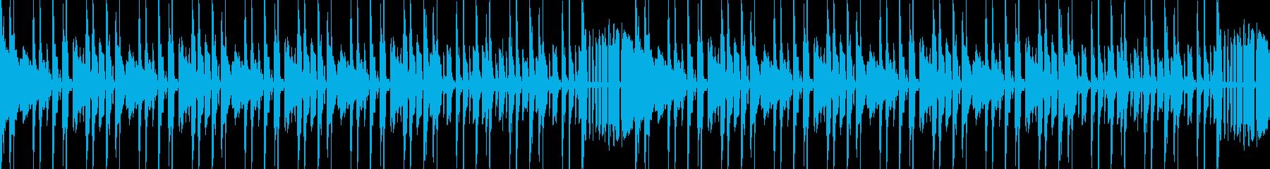 【ぶらり】おっちょこのちょい ループ仕様の再生済みの波形