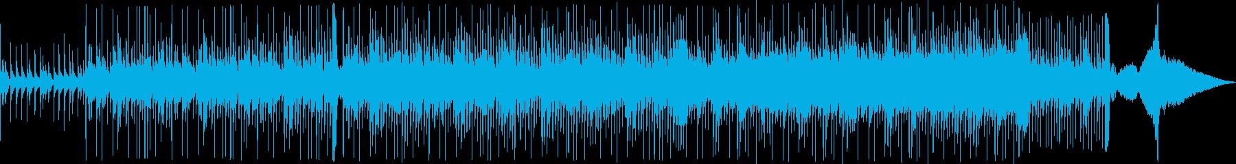 法人 技術的な 説明的 エレクトロ...の再生済みの波形