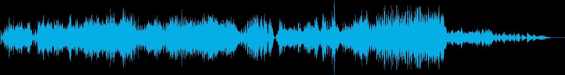 転調が非常に印象的でかっこいいピアノソロの再生済みの波形
