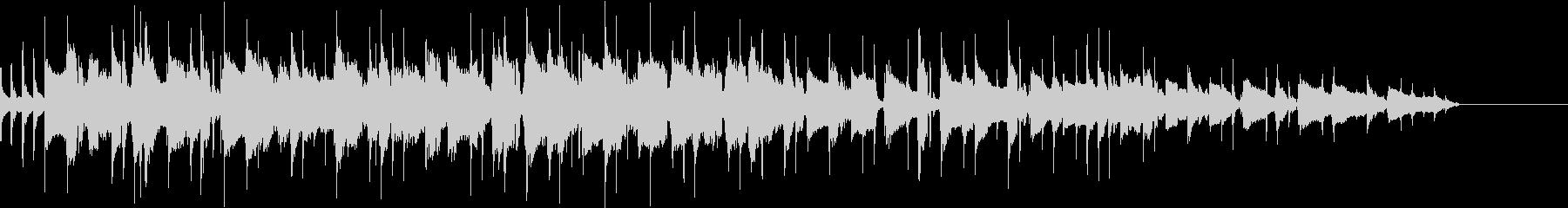 バウンドサウンド邦ロック風OP用BGM2の未再生の波形