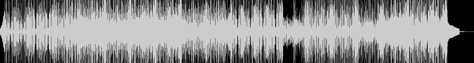 夏バテ(×ω×)無気力ポップ 表拍子Cの未再生の波形