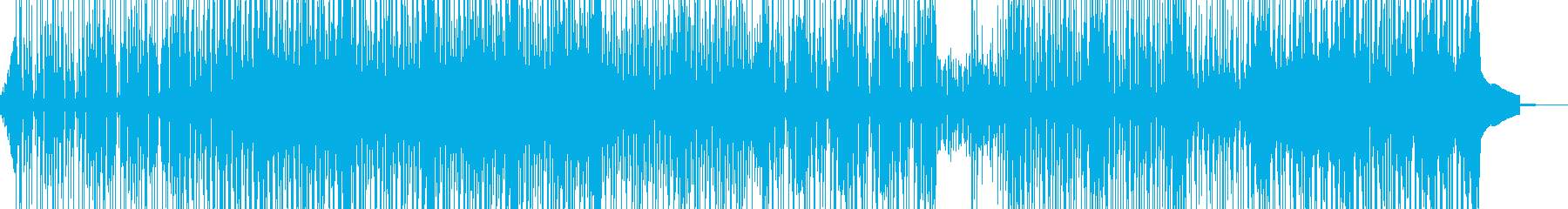 夏バテ(×ω×)無気力ポップ 表拍子Cの再生済みの波形
